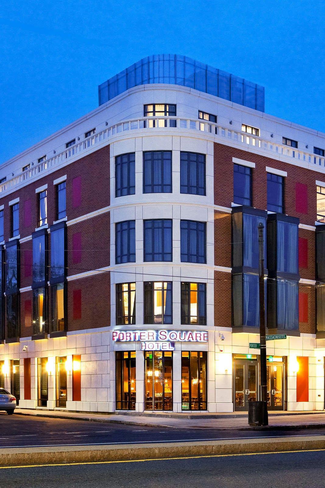 The Porter Square Hotel