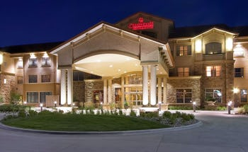 The ClubHouse Inn & Suites Sioux Falls