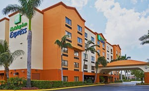 Holiday Inn Express Hotel & Suites Fort Lauderdale Airport West