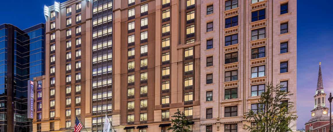 Hilton Garden Inn Washington DC Downtown
