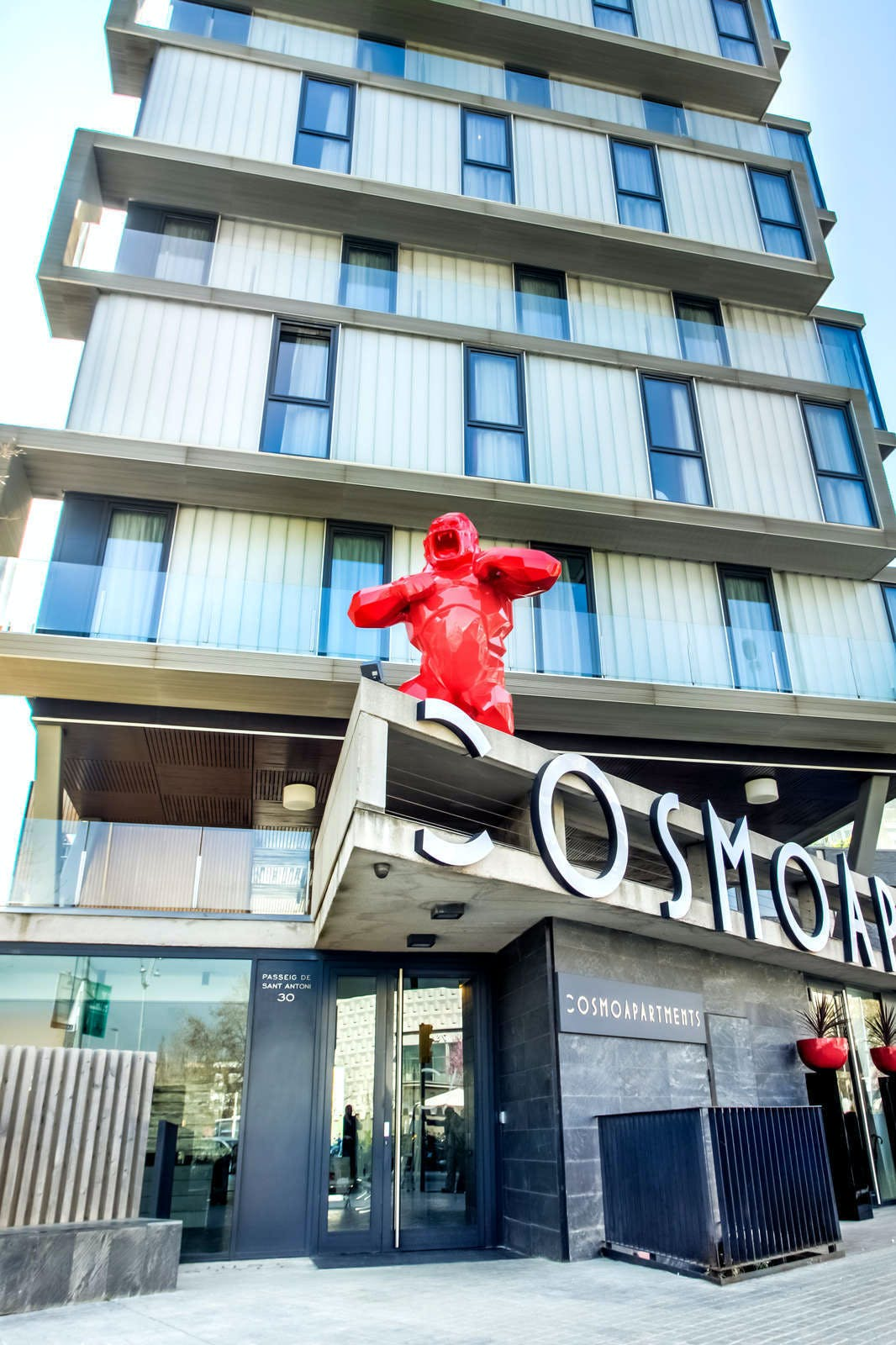 Cosmo Apartments Sants (Breakfast Included)