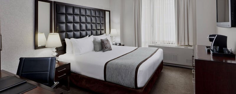 Distrikt Hotel Nyc Tapestry Collection By Hilton