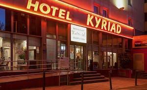 Kyriad Marseille Palais Des Congres – Vélodrome