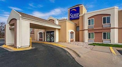Sleep Inn & Suites Airport