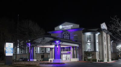 Best Western Medical Center North Inn & Suites Near Six Flags