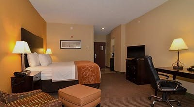 Comfort Inn & Suites Burnet