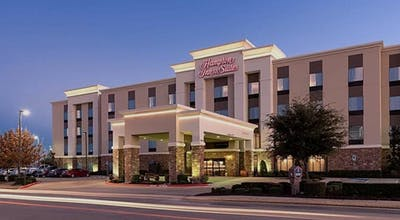 Hampton Inn & Suites Ft. Worth-Burleson
