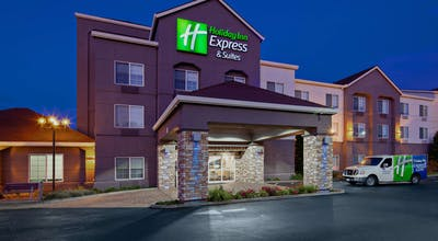Holiday Inn Express Hotels & Suites Oakland Airport