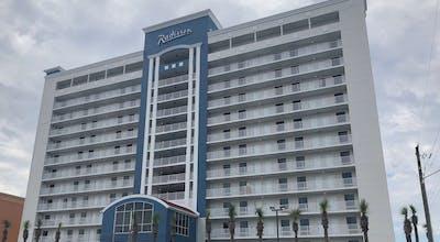Radisson Hotel Panama City Beach Oceanfront
