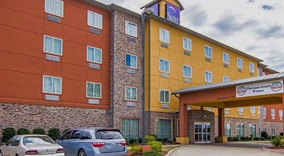 Sleep Inn And Suites Shreveport