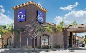 Sleep Inn & Suites Bakersfield North