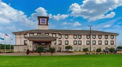 Sleep Inn & Suites Norman near University