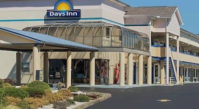 Days Inn By Wyndham Greeneville