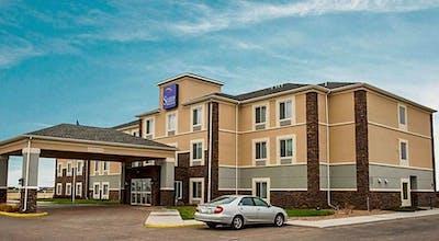 Sleep Inn & Suites Oakley I-70