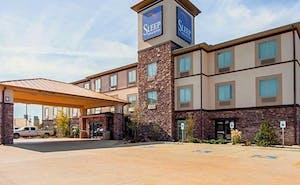 Sleep Inn & Suites Hennessey North