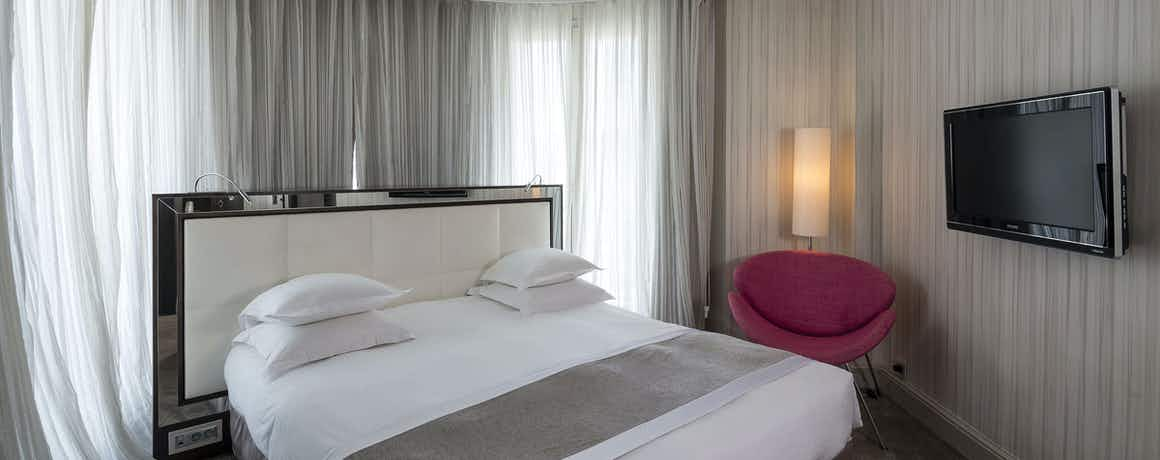 Suite Rotonde - Hotel le Canberra
