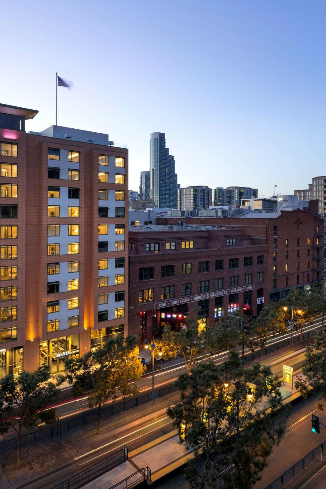 Hotel VIA San Francisco