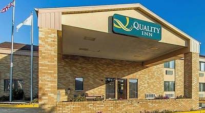 Quality Inn Burlington near Hwy 34