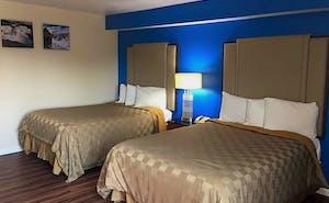 Rodeway Inn & Suites Bakersfield