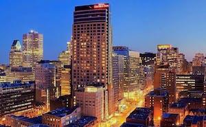 Hilton Garden Inn Montréal Centre-ville