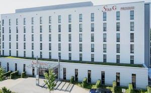 Star G Hotel Premium Munchen Domagkstrasse