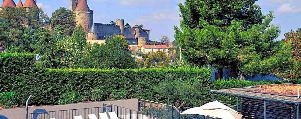 Mercure Carcassonne la Cite Hotel