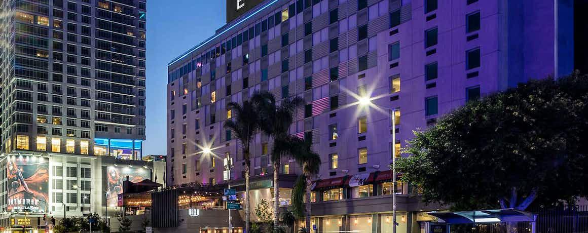 E-Central Hotel DTLA