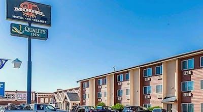 Quality Inn Winnemucca - Model T Casino