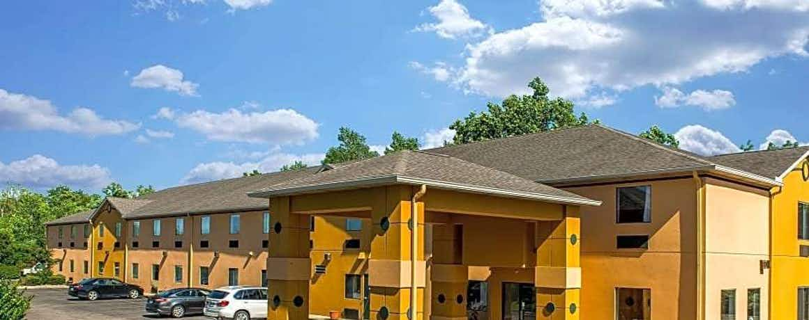 Quality Inn & Suites Mason Hwy 42