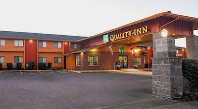 Quality Inn Centralia Chehalis