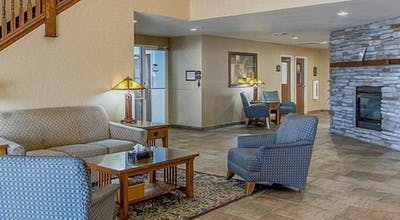 Quality Inn & Suites Fort Madison near Hwy 61