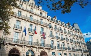 Grand Hotel La Cloche Dijon MGallery by Sofitel