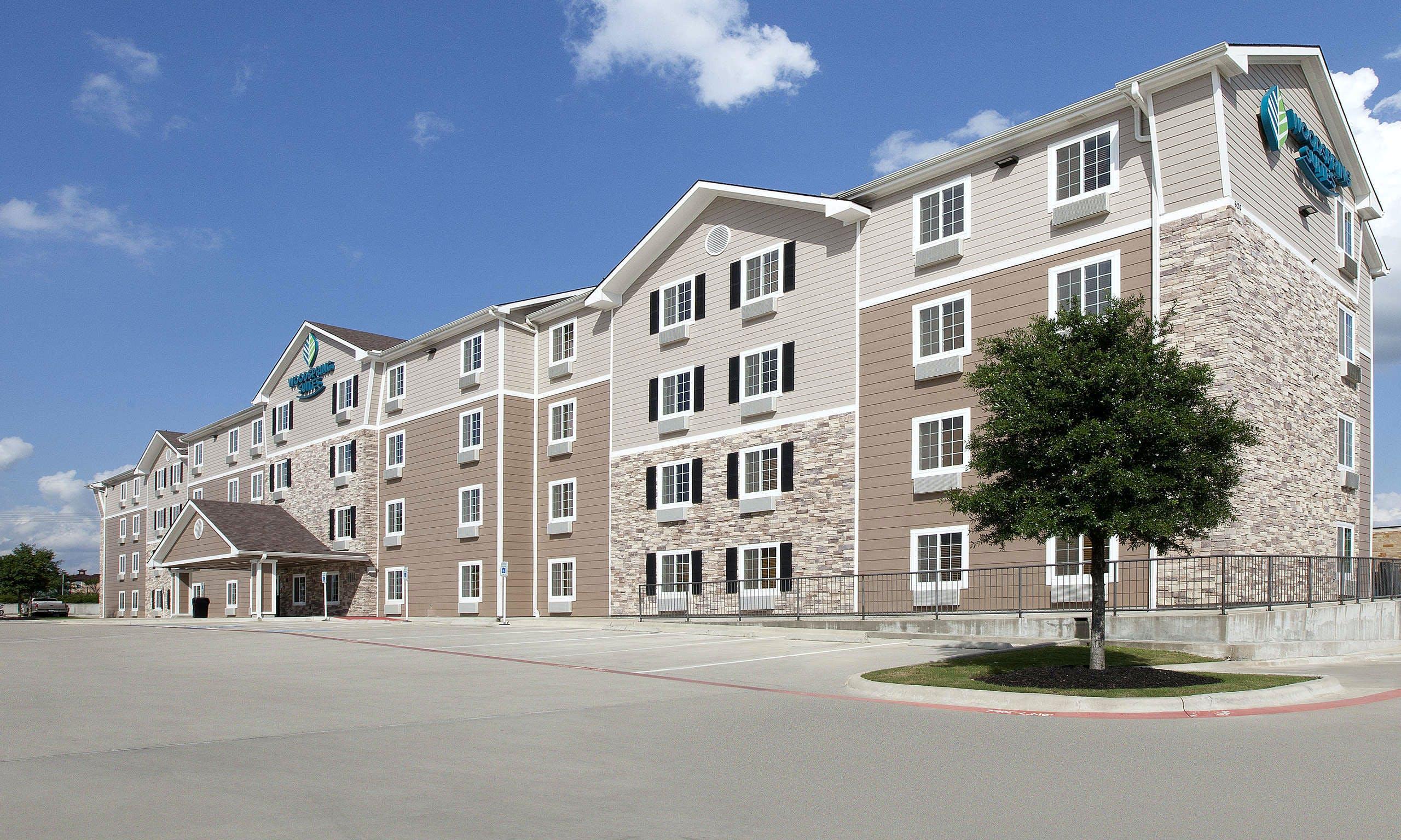 WoodSpring Suites College Station