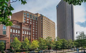 Crowne Plaza Hotel Downtown - Columbus, Ohio