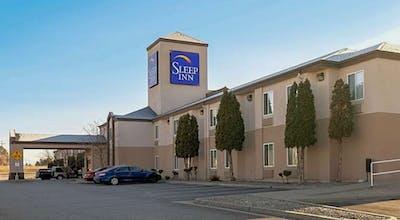 Sleep Inn near Washington State Line