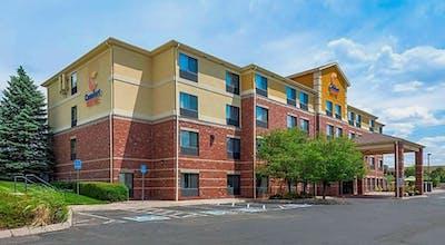Comfort Suites Highlands Ranch Denver Tech Center Area