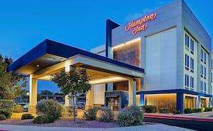 Hampton Inn Albuquerque-University/Midtown