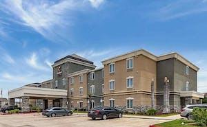 Comfort Suites Near Texas A&M University - Corpus Christi