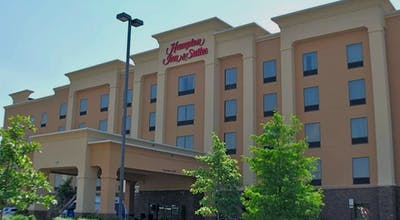 Hampton Inn & Suites Nashville @ Opryland