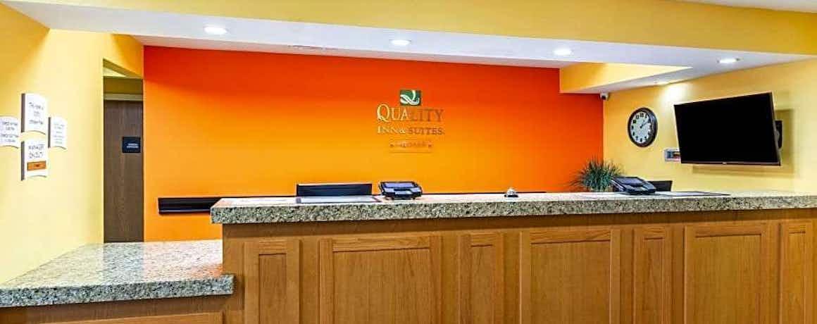 Quality Inn Texas City I-45