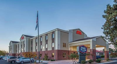 Hampton Inn & Suites Los Alamos White Rock
