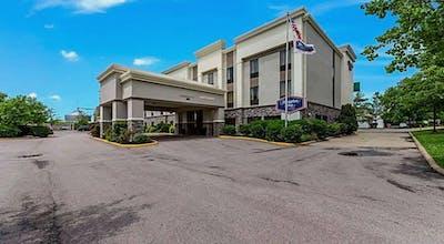 Hampton Inn Columbus Interstate 70 East - Hamilton Road