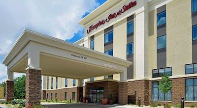 Hampton Inn & Suites Cincinnati-Mason