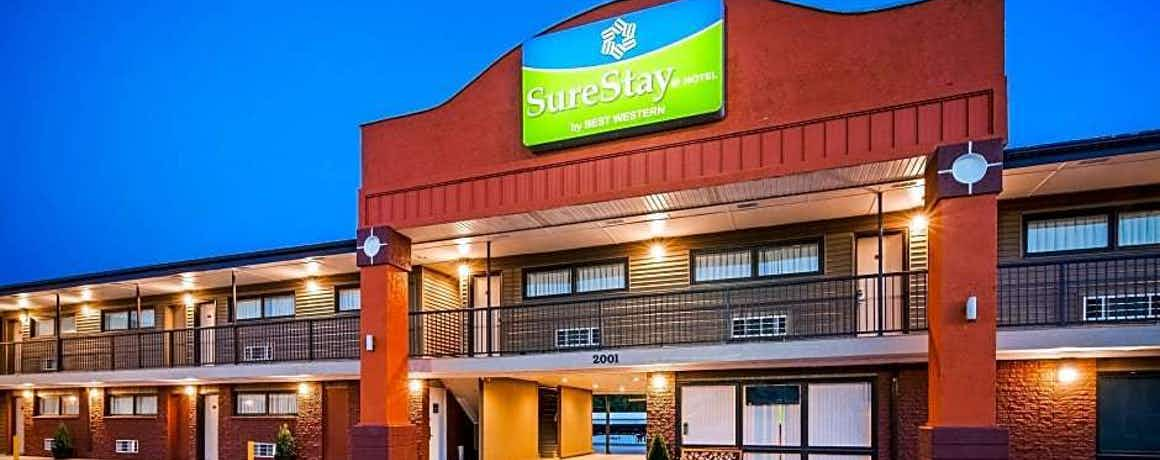 SureStay Hotel by Best Western Lincoln