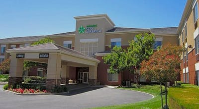 Extended Stay America Suites Fremont Fremont Blvd South