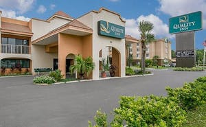 Quality Inn St. Augustine Outlet Mall