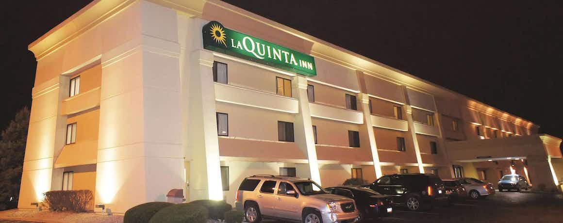 La Quinta Inn by Wyndham Indianapolis Airport Executive Dr