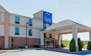Sleep Inn & Suites At Fort Lee