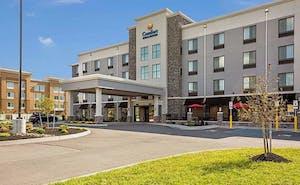 Comfort Inn & Suites Niagara Falls Blvd USA
