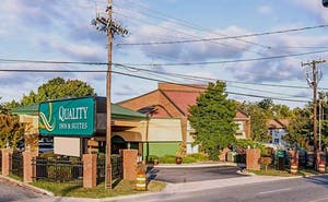 Quality Inn & Suites Coliseum